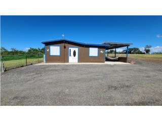 Casa con Solar en Boqueron 3620 mts2
