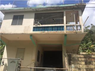 Propiedad en el Bo. Polvorin, Manatí