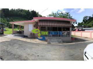 Casa en Sec. Los Puertos Bo. Cibuco, Corozal