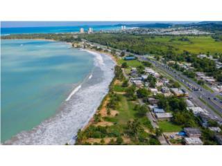 Prime Beachfront Land FOR SALE, Luquillo, PR