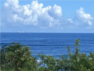 Ocean View Lot with stunning view