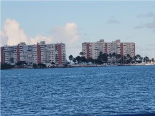 Ocean front view at Isleta Marina!