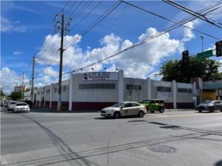 Edificio en Santurce 32,189 p2 y solar 2,976 m2