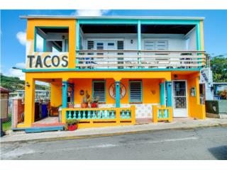 Zacos Tacos Restaurant and Upstairs Apartment