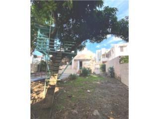 Condado-House with large lot, many possibilities!
