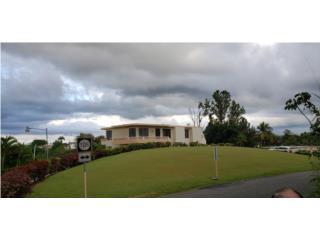 Casa de 3h , amplio solar