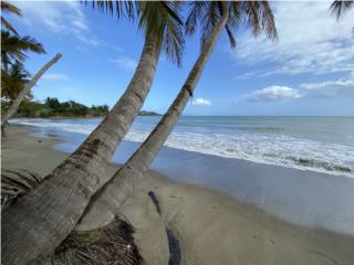 Solar frente de playa Mansiones de Hucares