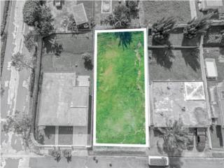 Terreno en haciendas de borinquen control acceso