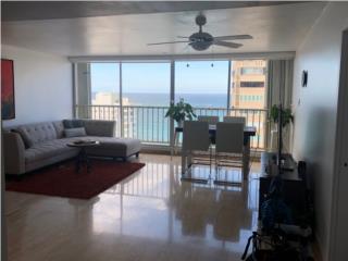 20th Floor  Ocean View in Heart of Condado