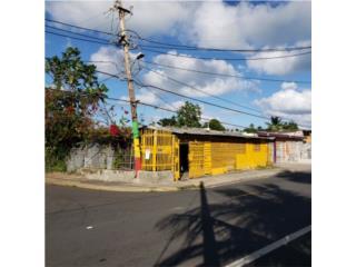 Road 187 Vieques Esquina Comercial