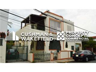 Complejo de cinco apartamentos en Santurce