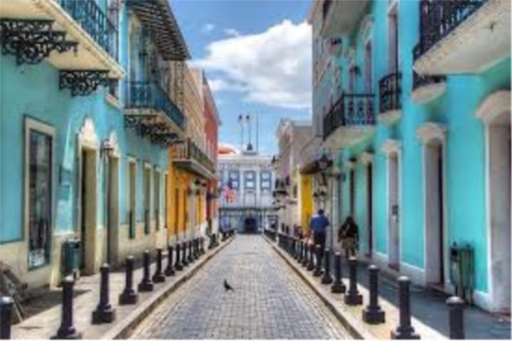 Viejo San Juan -Zona Historica Puerto Rico