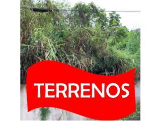 Venta de Terrenos en Bayamon , Corozal y SJ