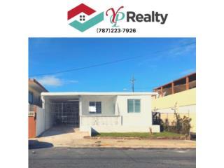 URB.EDUARDO SALDAÑA,3H 1B, $89,000 REMODELADA