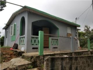 Casita en 22mil  en Pozas (Jaguas) ward