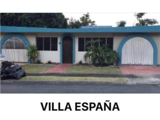 Urb. Villa España 4/2 160K Ampliada!!