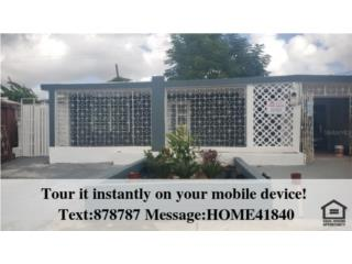 FULLY REMODELED RESIDENCE IN BAYAMON! MUST SEE!!