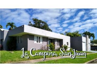 La Campiña, San Juan- CASA TERRERA