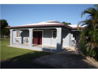 Preciosa casa terrera; 4 dorm/2 baños; Aguada