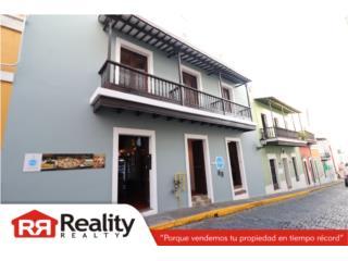 Calle Cristo Viejo San Juan, Prop. Mixta