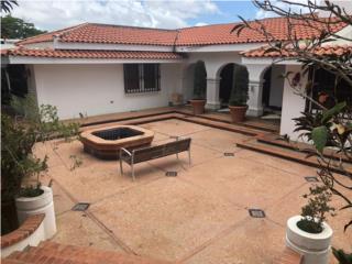¡Área exclusiva! Villa Caparra Sur