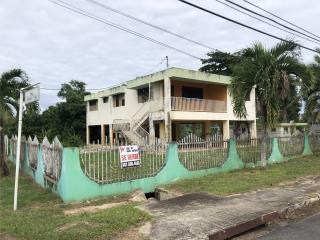 Casa para restaurar con 1,200 mts solar
