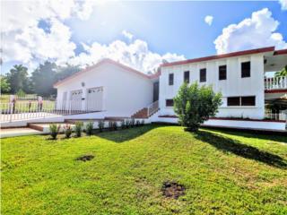 Casa piscina,5hab. Navarro, Gurabo