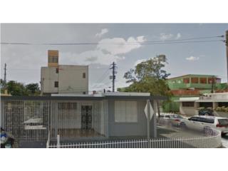 Caparra Heights, Esquina con tres apartamento