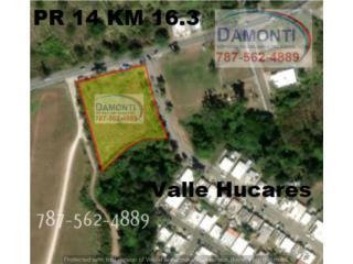 Bo.Tijeras PR 14 KM 16.3 solar 5,287 Mc $220k