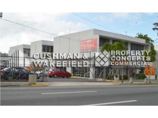 Edificio de 14,265 SF con 30 estacionamientos