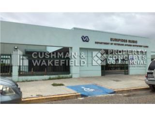 Clínica médica en Ponce (56,500 SF) para inversión