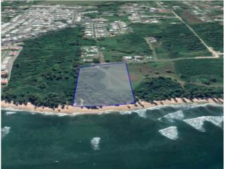 Vega Baja Beachfront 5.3 Acres Land- FOR SALE