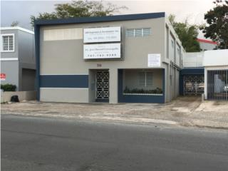14 estacionamientos 2 Pisos - 4 oficinas