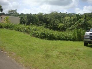 GUAYNABO - SOLAR - VALLE ESCONDIDO ESTATES