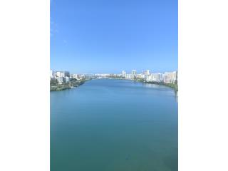 Apt,Condado 4b, 3bath Amazing lagoon View.