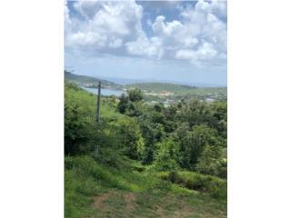 Terreno con vista en Culebra