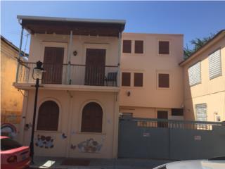 Dos viviendas en area zona historica