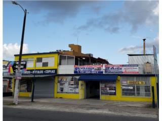 Edificio Comercial en Bairoa