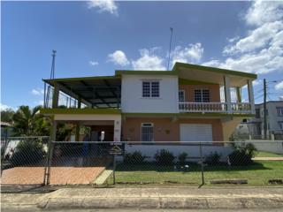Casa doble con 625MC, 4cts,2baños, Bo.Yeguada