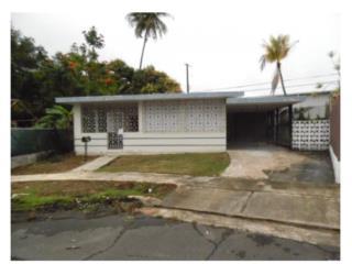 Calle 3 Rpto Sevil Rio Piedras, PR, 00924