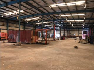 For Sale:Industrial Warehouse Peñuelas, PR