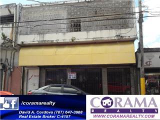 EDIF. COMERCIAL en PUEBLO DE VEGA BAJA