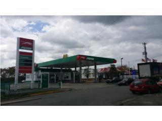 Estacion de Gasolina PUMA + Quick Lube
