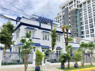 Spanish-style home in the heart of Condado