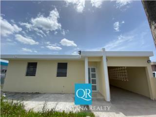 Casa remodelada para la venta 3H y 2b