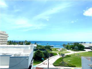 Optioned! Vista al Mar, frente Caribe Hilton