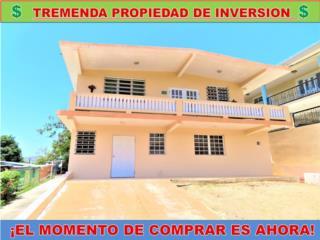 BARRIADA LLUVERAS * PROPIEDAD DE INVERSION *