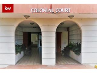 COLONIAL COURT, APARTAMENTO EN GUAYNABO
