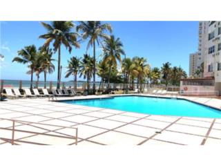 PLAYA DORADA - BEACHFRONT CONDO w 2PKG