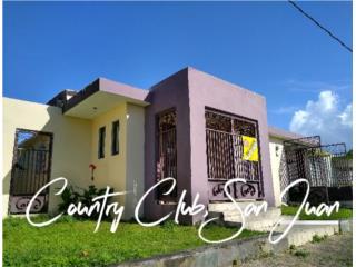 COUNTRY CLUB, SAN JUAN- VENGA A VERLA HOY!!!!